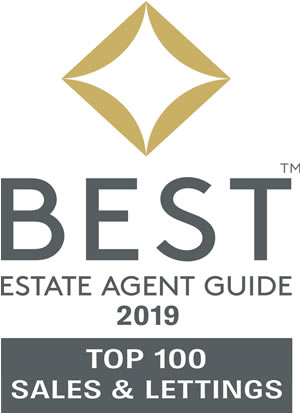 Top 100 sales and lettings 2019